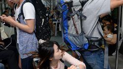 일본인이 꼽은 전철 내 최악의 민폐 행위는 한국에서도 큰