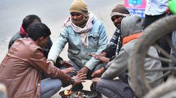 인도 북부 지역이 영상 7도의 한파로