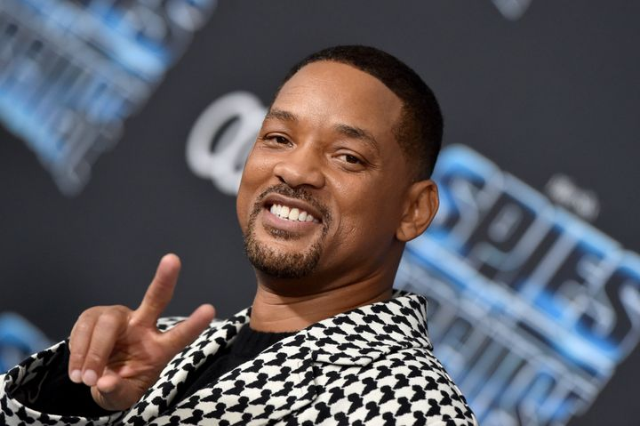 Actor Will Smith has been spotted at Lockhart River airport in North Queensland, Australia. The star pictured here in LA on December 4.