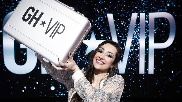 Adara Molinero, ganadora de 'GH