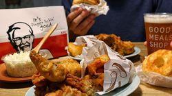 'KFC 뷔페'가 일본에서 엄청난 인기를 끌고 있다. 한국 도입이