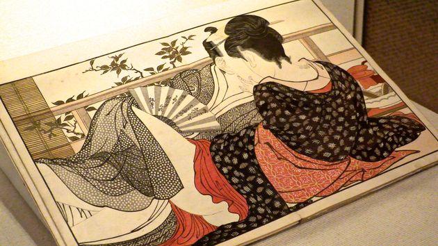 映画『春画と日本人』