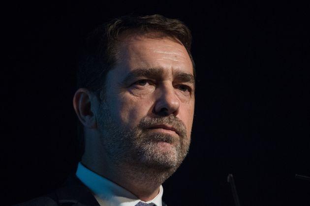 Christophe Castaner, ministre de l'Intérieur, le 18 décembre