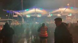L'accès au marché de Rungis perturbé dans la nuit par 400