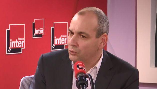 Laurent Berger au micro de France Inter, le 20 décembre