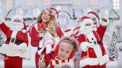 Pour Noël, Mariah Carey offre un nouveau clip à