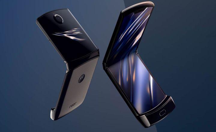 Moto Razr 2020