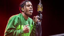 A$AP Rocky Alamat Sex Tape Rumor Dan Ariana Grande Beratnya