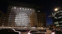 Καταγγελία-φωτιά: Το νέο κτίριο της Ε.Ε. κτίστηκε από αδήλωτους