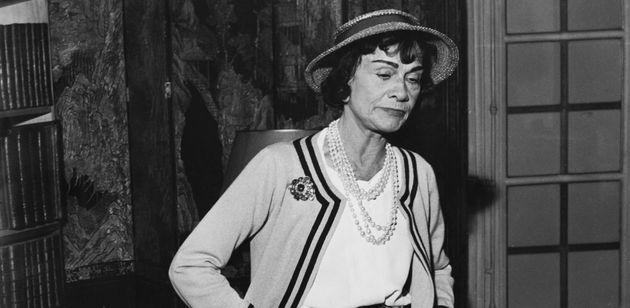 Coco Chanel, dans les années