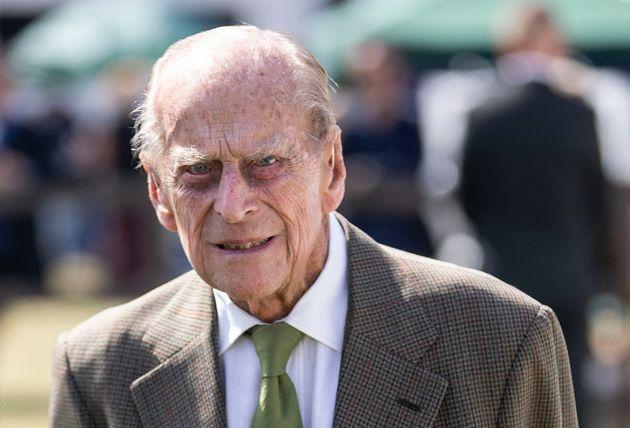 Prince Philip, the Duke of Edinburgh, celebrating his 98th birthday in 2019