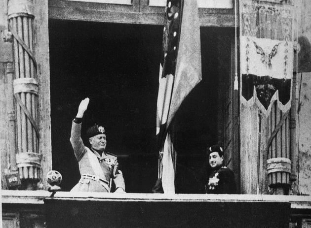 Mussolini resta cittadino onorario di Terralba, comune sardo dove fondò