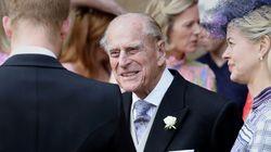 Le prince Philip hospitalisé par mesure
