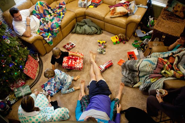How To Get Through The Post-Christmas Slump With Your Kids