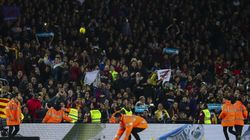 Multa al Barça por alteración del orden durante el