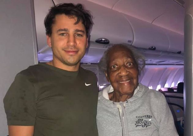 The Story Behind Why This Man Let A Complete Stranger Have His First Class Seat