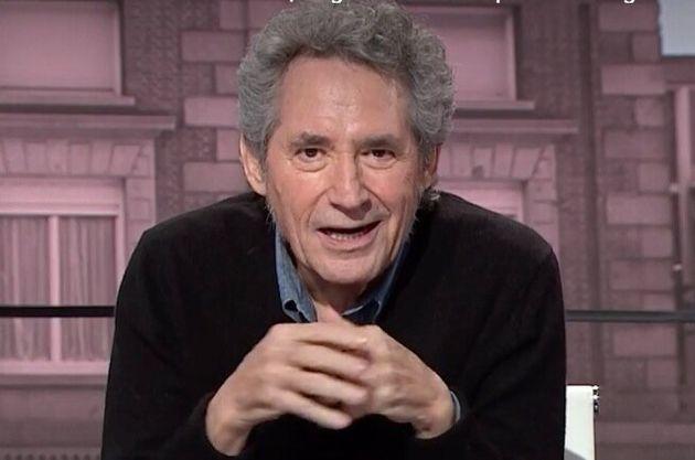 Miguel Ríos, en 'Al Rojo