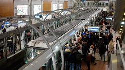 Huit lignes de métro fermées samedi à Paris mais le trafic