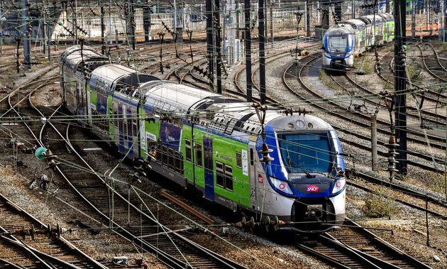 La SNCF prévoit un trafic compliqué samedi pour les TER (photo d'illustration prise à...