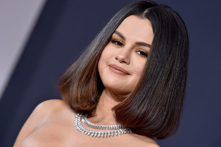 Gomez attends the 2019 American Music Awards on Nov. 24, 2019 in Los Angeles.