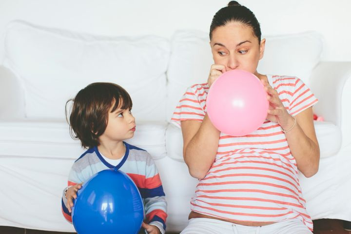 Gender reveal parties can be confusing for kids.