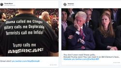 Twitter et Facebook disent avoir démantelé plusieurs opérations de désinformation