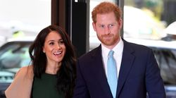 Harry And Meghan Are Spending 'Family Time' In