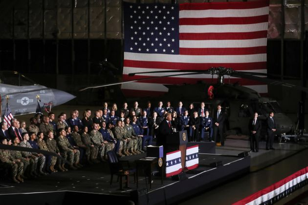 Space Force: Η αμερικανική στρατιωτική Διαστημική Δύναμη είναι
