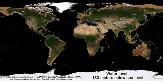 Εφιαλτικό βίντεο: Πώς θα είναι η Γη αν στεγνώσουν οι