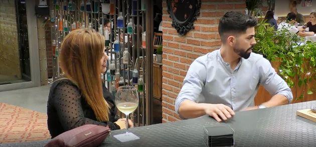Rocío y José María en 'First