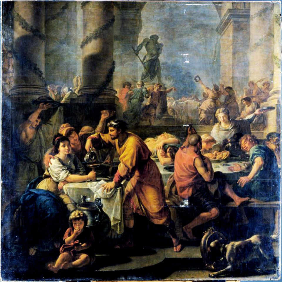 Saturnalia by Antoine