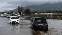 La Corse déjà sous les eaux s'attend à un nouvel épisode météo