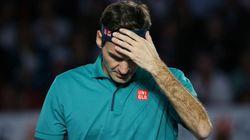 Ce jour où la carrière de Federer a failli s'arrêter sur une piste de