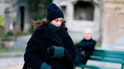 Aux obsèques d'Anna Karina, des acteurs et le ministre de la