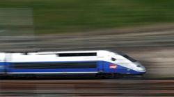 Seulement un TGV et un TER sur deux en circulation ce