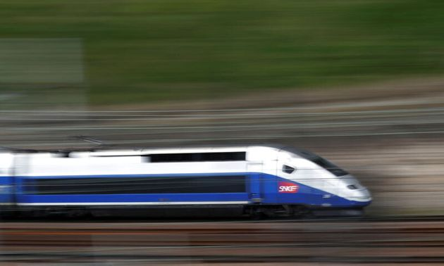 Un TGV sur trois circulera mercredi 1er janvier. (photo