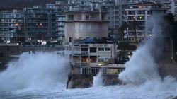 La tempête Elsa fait 9 morts en Espagne et au Portugal, un homme porté disparu en