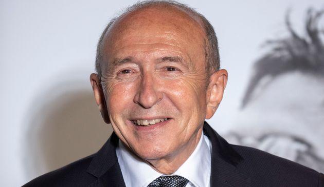 Gérard Collomb, ici le 18 octobre au Festival Lumière à Lyon, adoube son adjoint...