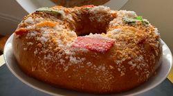 Este roscón de Reyes quedó entre los tres mejores de Madrid... ¡y puedes hacerlo en tu