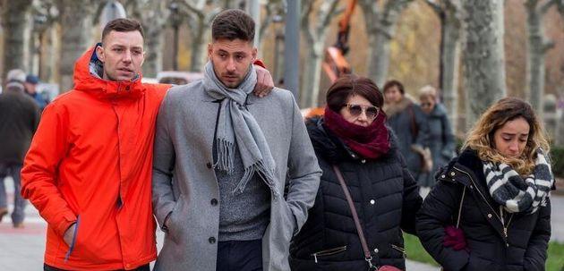 Uno de los jugadores de La Arandina condenados por agresión