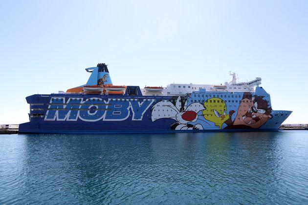 I sospetti dell'Antiriciclaggio sui contratti della Moby con Grillo e
