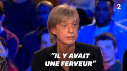 Jean-Louis Aubert s'est senti