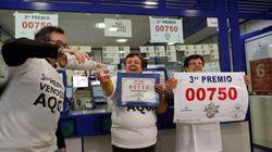 Consulta la lista de premios del sorteo de la Lotería de Navidad