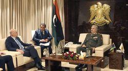 Ο υπουργός Εξωτερικών τη Λιβύης καταγγέλλει την συνάντηση Δένδια με τον Χαλίφα