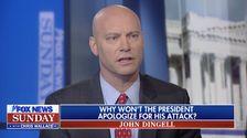 Pence Aide Verteidigt Trumpf-Angriff Am Späten Rep. John Dingell: