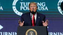 Trump diz que processo de impeachment é 'injusto' e chama Nancy Pelosi de