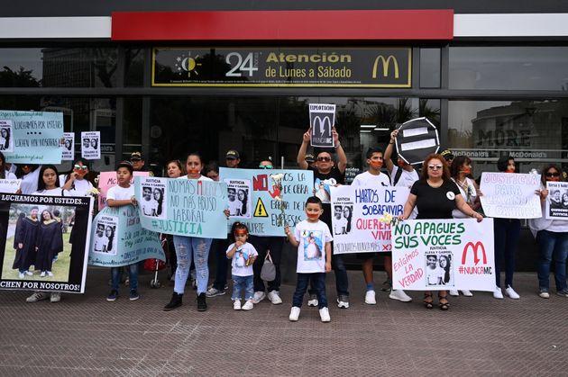 Περού: Οργή για το θάνατο δύο νεαρών εργαζόμενων στα