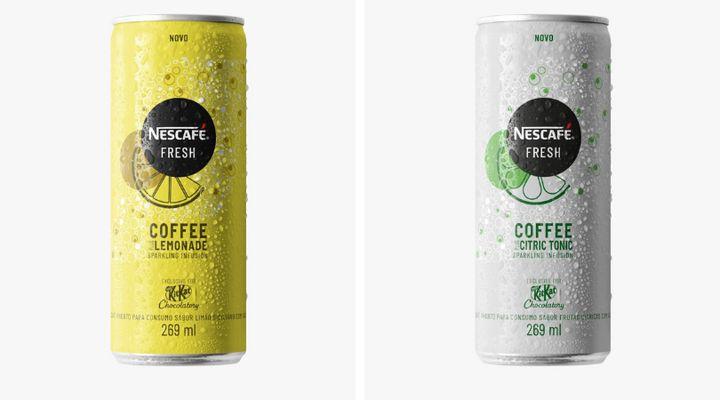 Nescafé Fresh é a novidade para este verão.