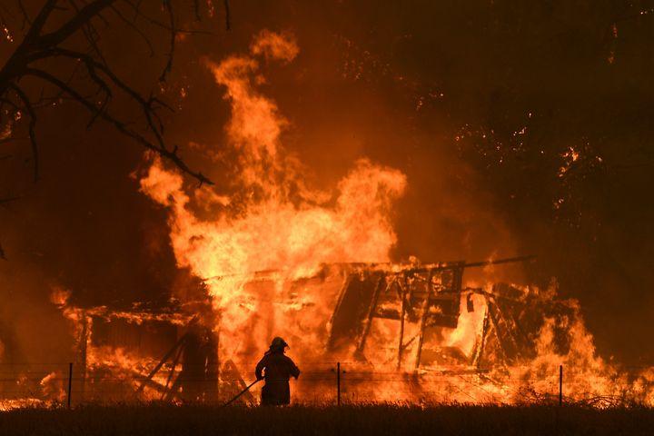 Australia's worst ever bushfire season began in September last year.