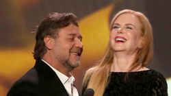 Russell Crowe Thanks Qantas For 'Pure Gift' Of Surprise Seat With Nicole